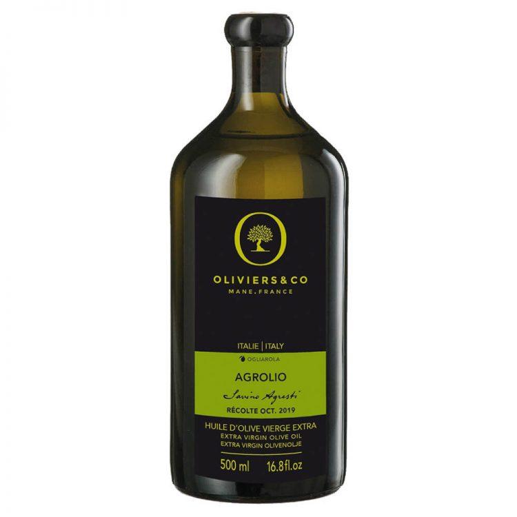 アグロリオ イタリアプーリア産のエキストラバージンオリーブオイル